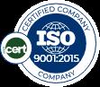 Illustration du Certificat ISO 9001 - CERT